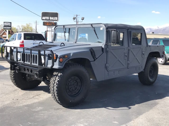 1993 am general humvee m998 hummer h1 military x doors new interior new paint