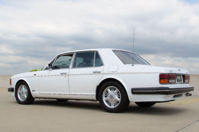 1993 Bentley R Turbo Must See Owned By Marilyn Monroes