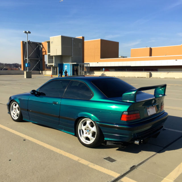 1993 BMW 325is Coupe 2.5L With M3 Body Kit And Much More
