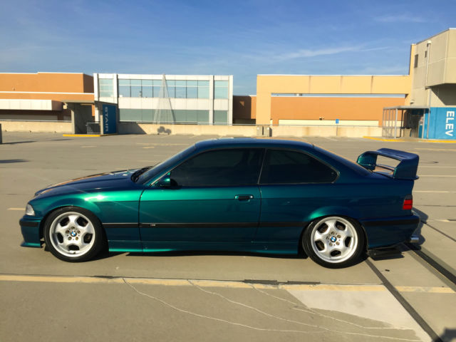 BMW Is Coupe L With M Body Kit And Much More Classic - 1993 bmw m3