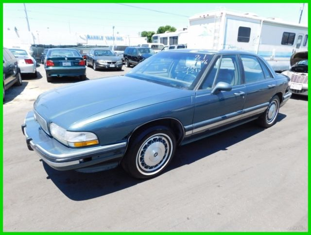 1993 buick lesabre limited used 3 8l v6 12v automatic. Black Bedroom Furniture Sets. Home Design Ideas