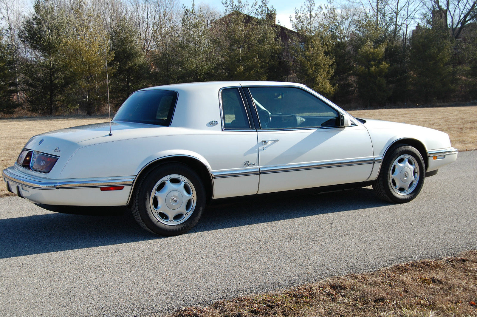 1993 buick riviera luxury coupe 2 door 3 8l classic. Black Bedroom Furniture Sets. Home Design Ideas