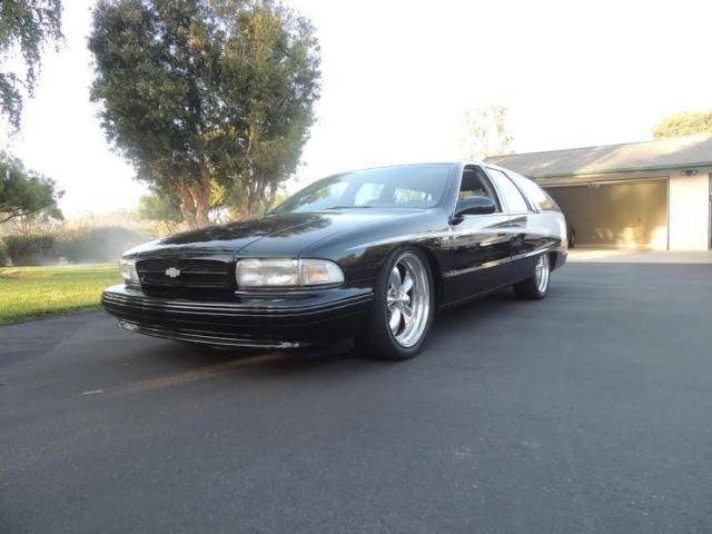 1993 Buick Roadmaster Custom Wagon Bagged 20 Quot Rims