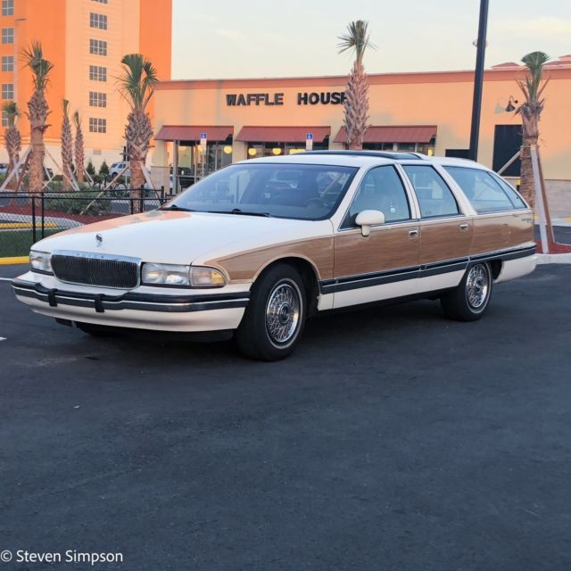 Buick Roadmaster Estate For Sale