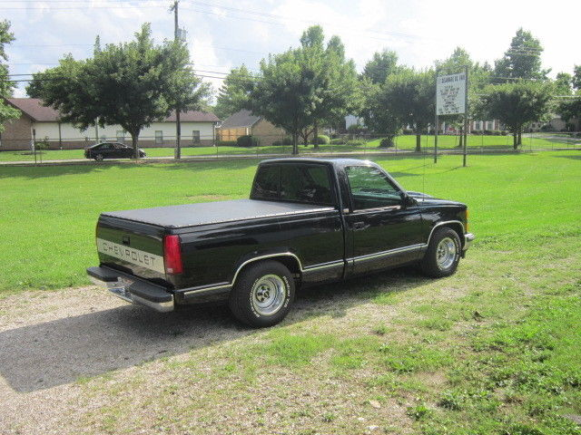 1993 c10 chevy truck short bed loaded classic chevrolet c 10 1993 for sale. Black Bedroom Furniture Sets. Home Design Ideas