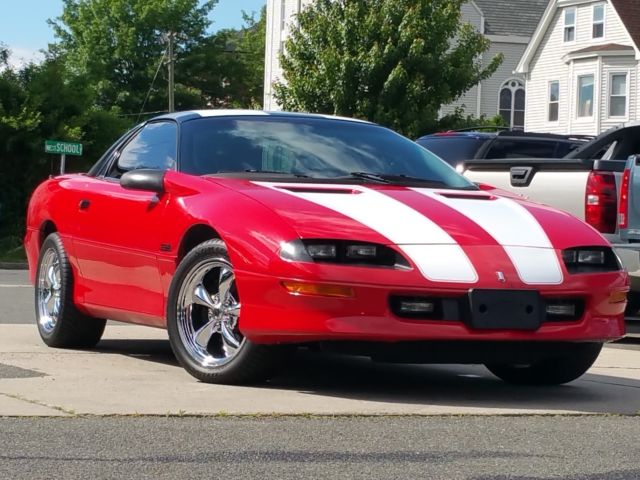 1993 Chevrolet Camaro Z28 5.7 LT1, Coupe Chrome Wheels ...