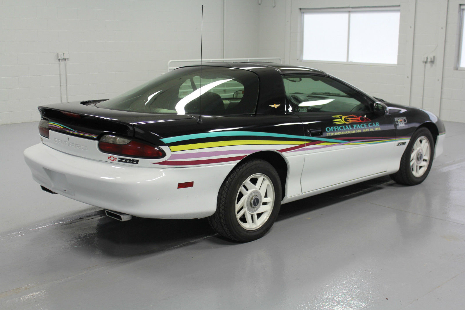 1993 Chevrolet Camaro Z28 Indy 500 Pace Car Edition 108