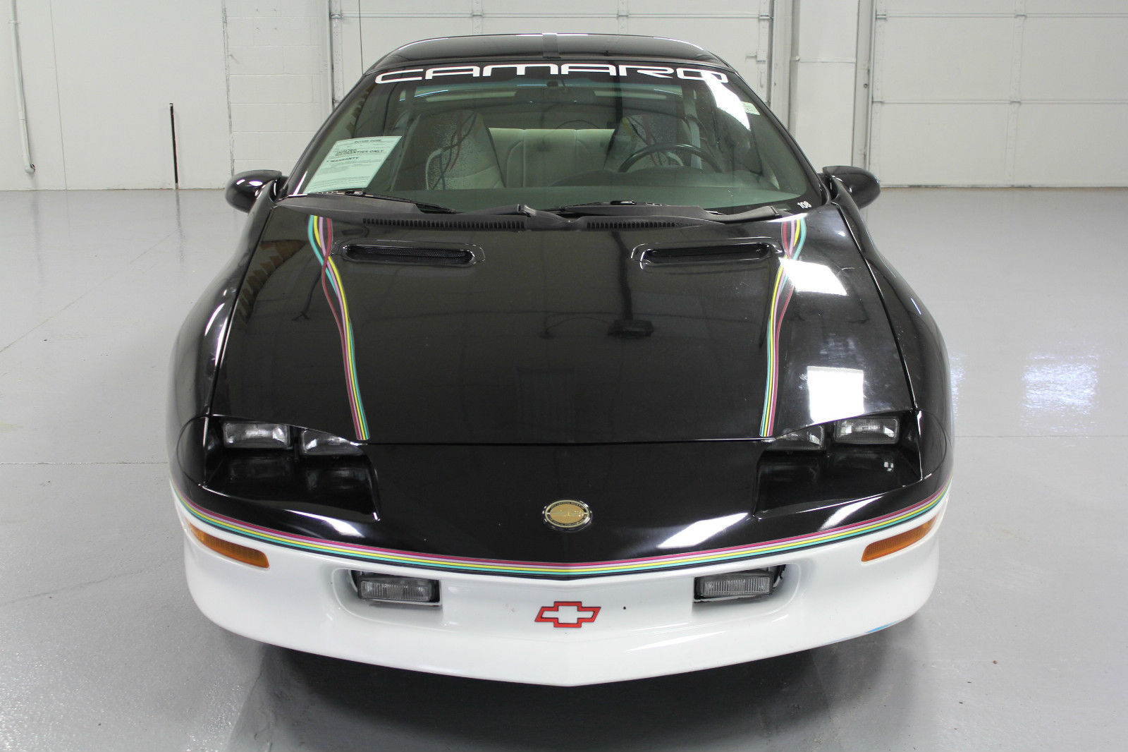 1993 Chevrolet Camaro Z28 Indy 500 Pace Car Edition 108 Of 125 Festival Cars Classic