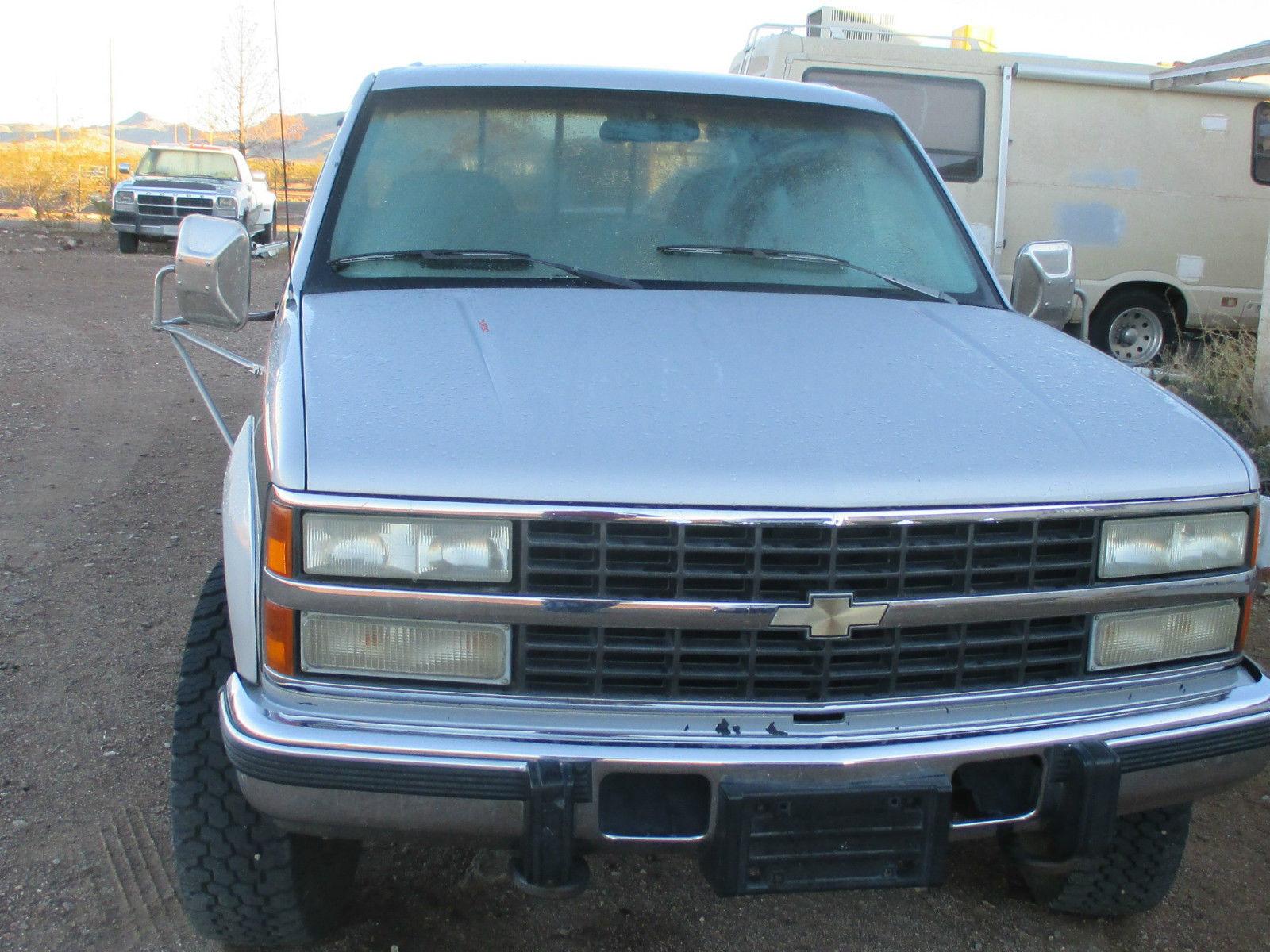 1993 chevrolet chevy silverado 1 ton turbo diesel 4 door 4x4 crew cab classic chevrolet. Black Bedroom Furniture Sets. Home Design Ideas