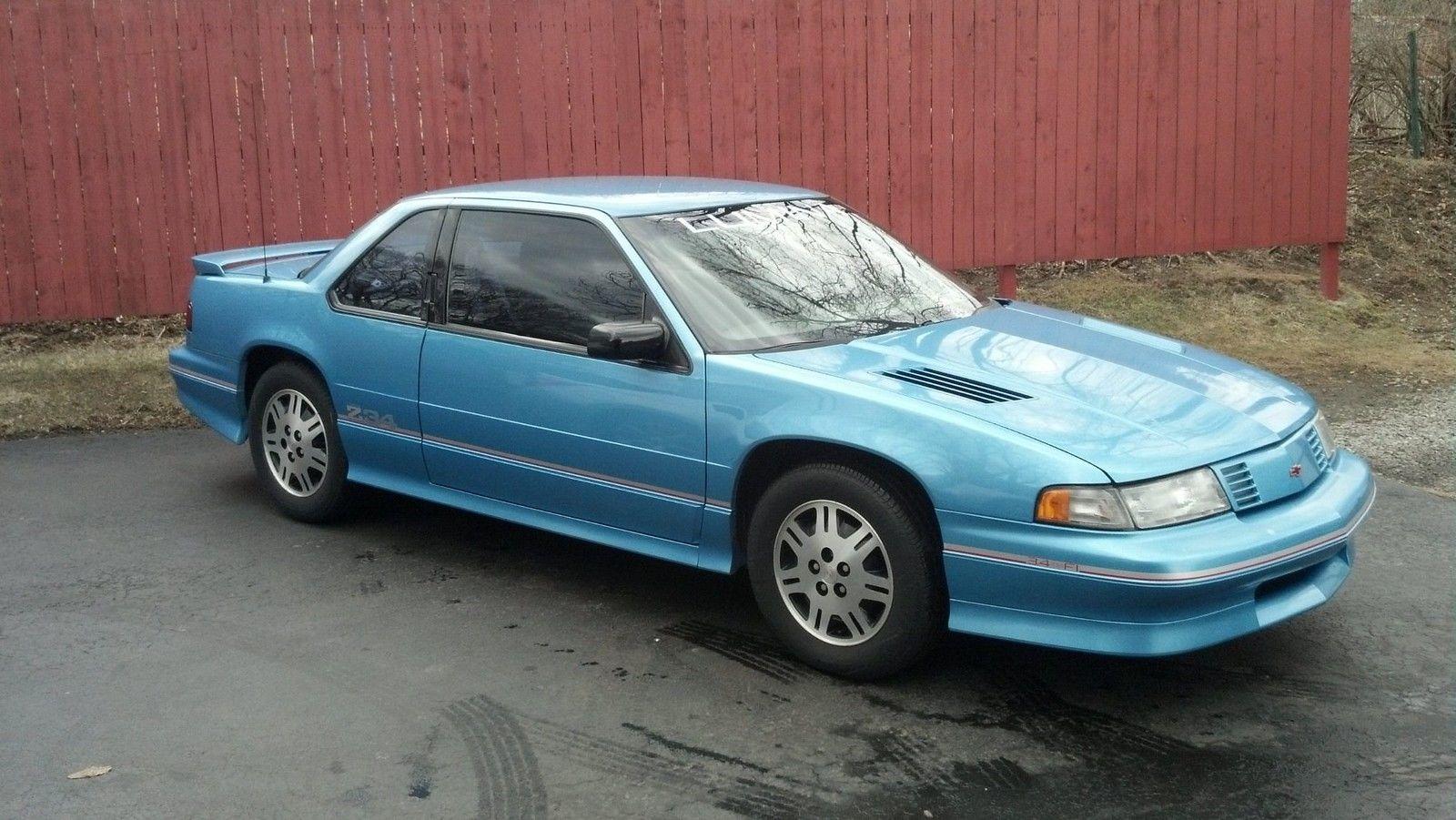 Chevrolet Lumina Z on 1993 Chevrolet Lumina 3 1 Engine