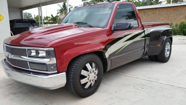 1993 chevrolet silverado 1500 custom dually 454 big block classic chevrolet silverado 1500. Black Bedroom Furniture Sets. Home Design Ideas