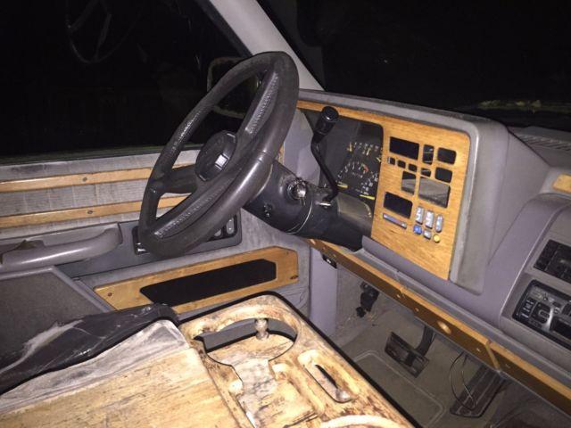 1993 Chevy Silverado 1500 2 Dr Rear Seats Custom Trim Classic Chevrolet Silverado 1500 1993