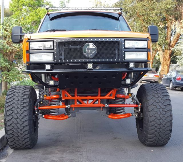 1993 Chevy Silverado Lifted Truck