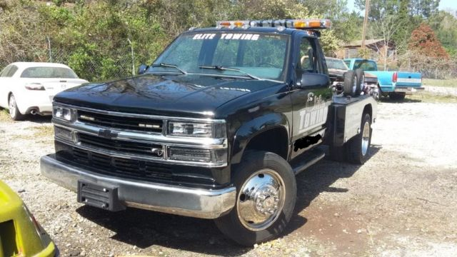 Chevy 6.2 Diesel Truck For Sale >> 1993 Chevy Wrecker/ Tow truck 6.5 turbo diesel - Classic Chevrolet Other Pickups 1993 for sale