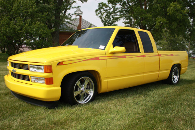 1993 custom silverado pickup corvette lt1 classic chevrolet other pickups 1993 for sale. Black Bedroom Furniture Sets. Home Design Ideas