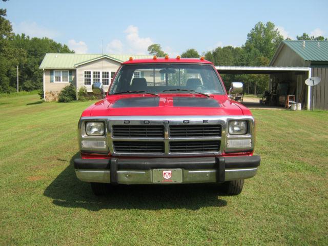 1993 Dodge D350 1st Generation Diesel