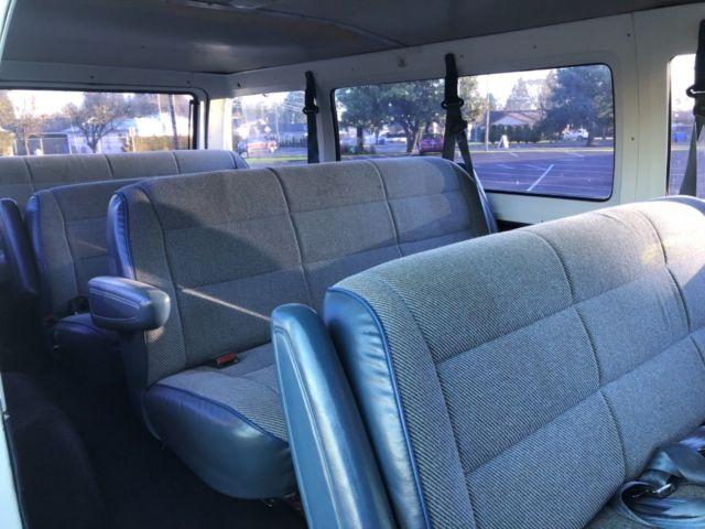 Used Dodge Ram >> 1993 Dodge ram 3500 15 passenger van - Classic Dodge Ram