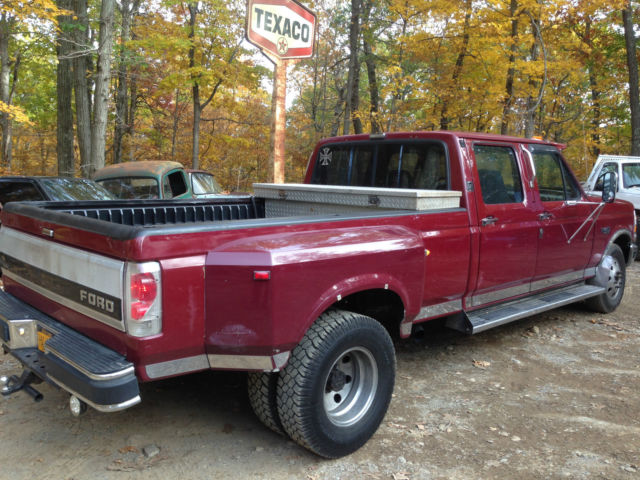 1993 Ford Dually 7.3 Banks Sidewinder Turbo Diesel 5 Speed ...