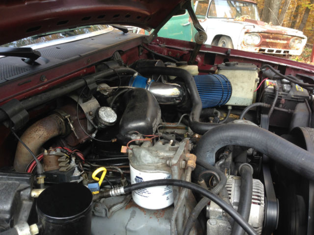 1993 Ford Dually 7 3 Banks Sidewinder Turbo Diesel 5 Speed