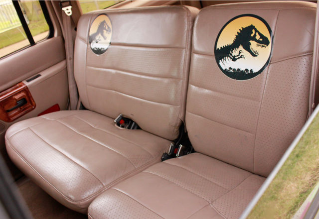 Ford Explorer Xlt Jurassic Park Jungle Tour Replica Low Reserve on Model A Ford Vin Location