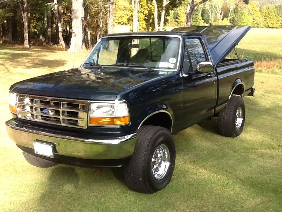 1993 ford f 150 xlt 4wd short box swb automatic regular cab classic ford f 150 1993 for sale. Black Bedroom Furniture Sets. Home Design Ideas