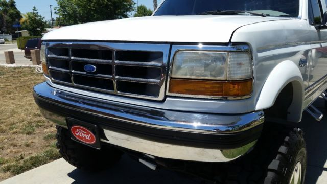 1993 FORD F-350 - SUPERCHARGED - 4X4 - CREW CAB - Classic ...