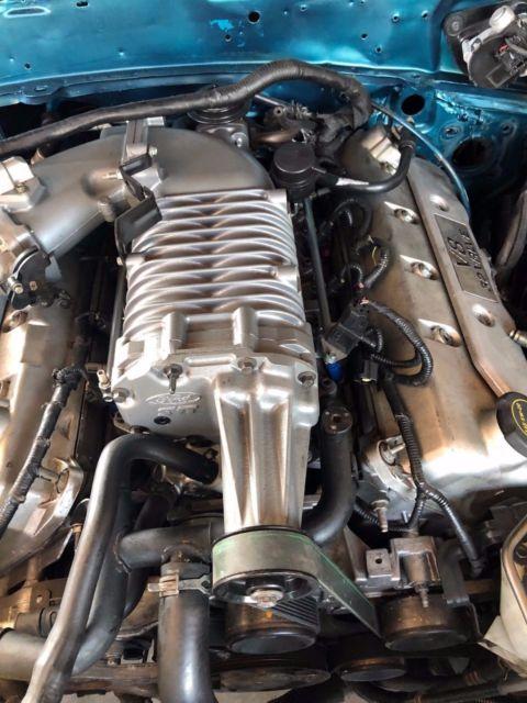 Mustang Gt Terminator Swap