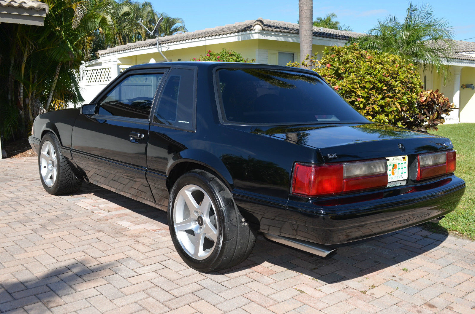 1993 Ford Mustang Lx Fox Body Coupe 01 Cobra Swap