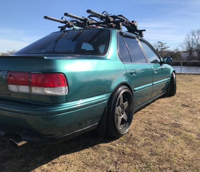 1993 Honda Accord Ex Sedan Cb7 Jdm Static Lowered Camber