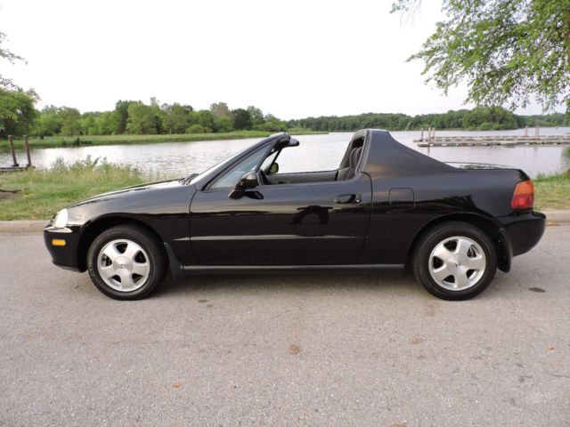 1993 honda civic del sol si classic honda civic 1993 for