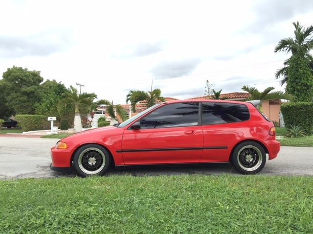 Civic Classic Sedan Black Olx: 1993 HONDA CIVIC HATCHBACK IN EXC. COND.