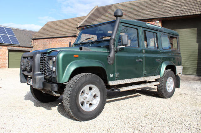 "Land Rover Defender For Sale Usa >> 1993 Land Rover Defender 110 200Tdi Right Hand Drive "" USA Exportable "" - Classic Land Rover ..."