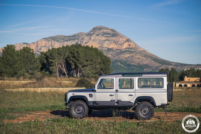 Land Rover Defender For Sale In Usa >> 1993 Land Rover Defender 110 5-door Station Wagon with 200Tdi - Classic Land Rover Defender 1993 ...