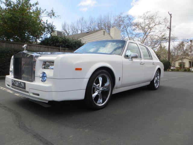 1993 Lincoln Town Car Rolls Royce Kit Car Classic