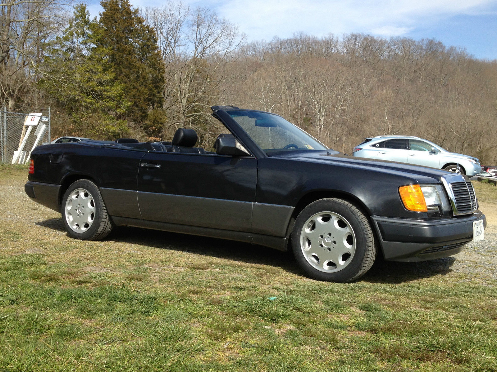 1993 mercedes benz 300ce convertible last of the handbuilt for Benz mercedes for sale