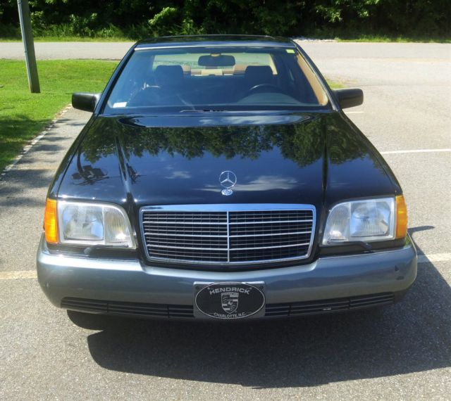 1993 mercedes benz 400sel classic mercedes benz s class For1993 Mercedes Benz 400sel For Sale