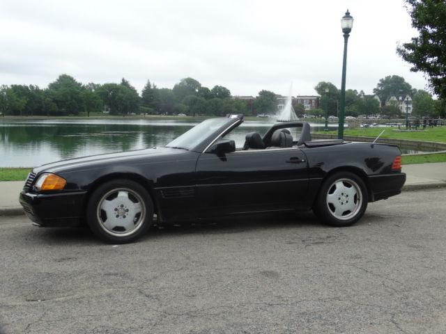 1993 Mercedes Benz 500sl Hard Top Convertible Selling