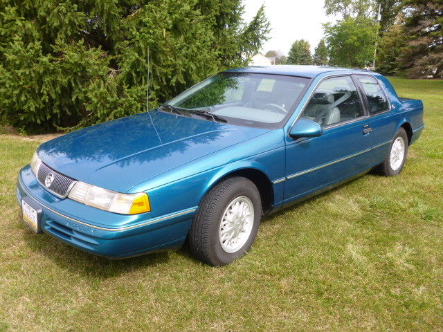 Used Cars Buffalo >> 1993 Mercury Couger XR7, great condition, 55K miles, 2nd ...