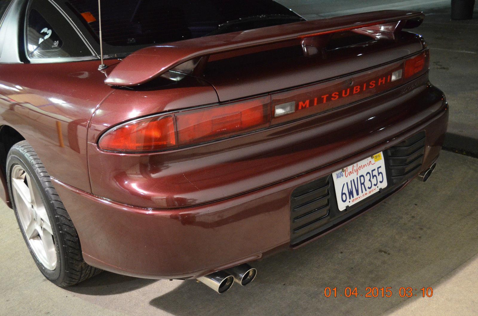 1993 Mitsubishi 3000gt Sl Coupe 2 Door 30l Fast Car Great Deal Thermostat 3 0l Prevnext