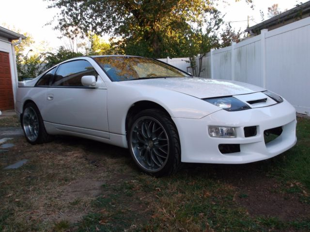 1993 nissan 300zx twin turbo rare low mile roller many extras no engine classic nissan. Black Bedroom Furniture Sets. Home Design Ideas