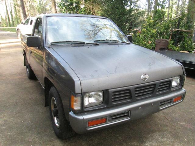 1993 nissan d21 base standard cab pickup 2 door 2 4l hot. Black Bedroom Furniture Sets. Home Design Ideas