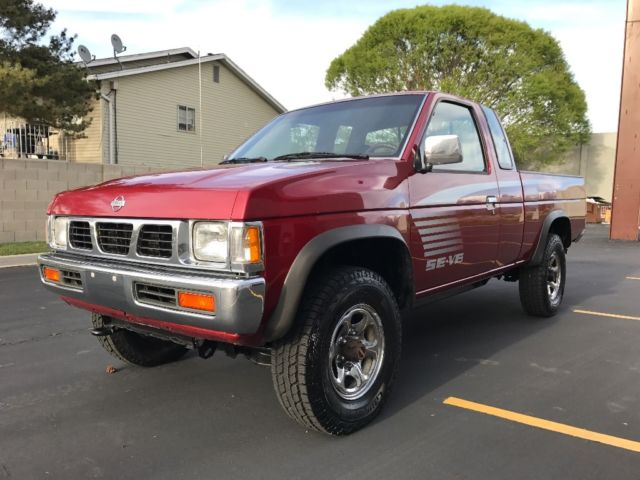 1993 nissan d21 hardbody pick up 4x4 extended king cab 4 wheel drive classic nissan other 1993. Black Bedroom Furniture Sets. Home Design Ideas