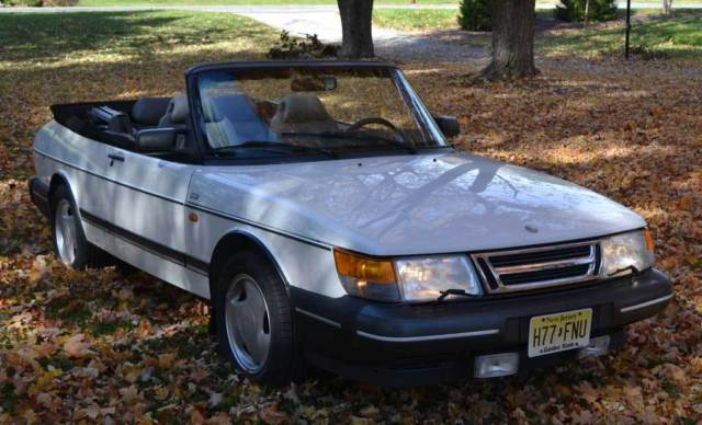 1993 Saab 900 Turbo Convertible 2
