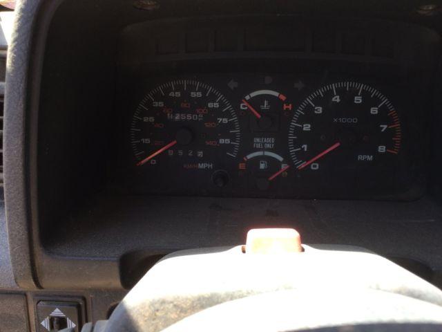 Suzuki Sidekick Gas Mileage