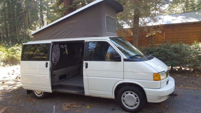1993 volkswagen eurovan camper mv weekender pop top camper classic volkswagen eurovan 1993 for. Black Bedroom Furniture Sets. Home Design Ideas