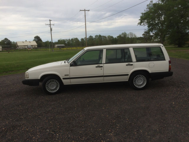 1993 volvo 940 wagon classic volvo 940 1993 for sale. Black Bedroom Furniture Sets. Home Design Ideas