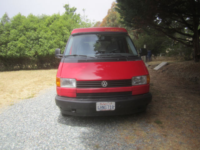 1993 VW Eurovan MV Country Homes camper Volkswagen 5 speed