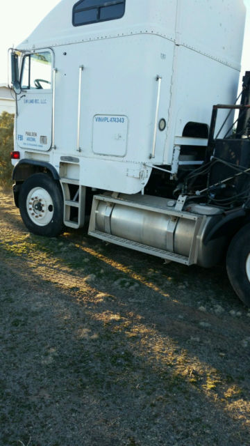1993 White Freightliner FLA Cabover - Classic Other Makes ...