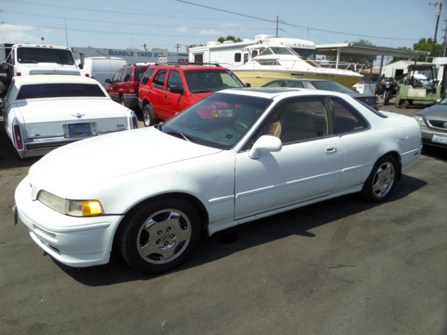 Acura Legend LS Coupe Door L NO RESERVE Classic Acura - 1994 acura legend for sale
