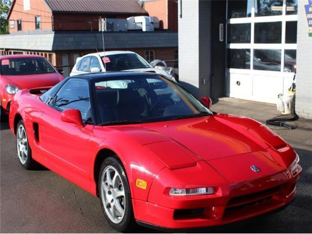 1994 acura nsx sport 44 872 miles red coupe v6 cylinder engine automatic classic acura nsx. Black Bedroom Furniture Sets. Home Design Ideas